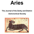 Aries Editor - Anthony Southwell